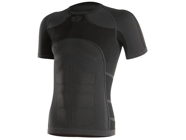 Bioracer Shirt Short Sleeve Cykelundertøj Herrer sort